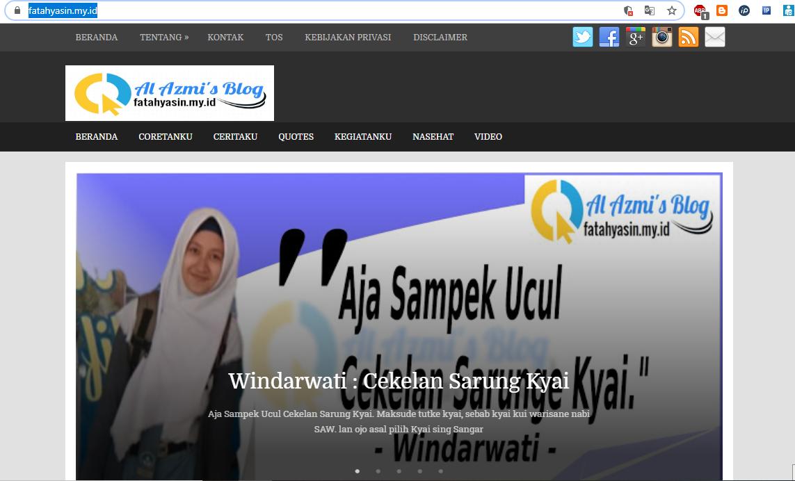 Ahmad Fatah Dan Windarwati